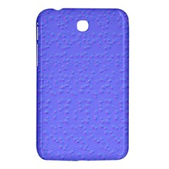 Ripples Blue Space Samsung Galaxy Tab 3 (7 ) P3200 Hardshell Case  by Alisyart