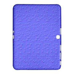 Ripples Blue Space Samsung Galaxy Tab 4 (10 1 ) Hardshell Case  by Alisyart