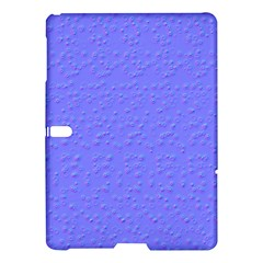 Ripples Blue Space Samsung Galaxy Tab S (10 5 ) Hardshell Case
