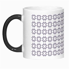 Violence Head On King Purple White Flower Morph Mugs