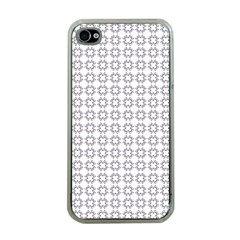 Violence Head On King Purple White Flower Apple Iphone 4 Case (clear) by Alisyart