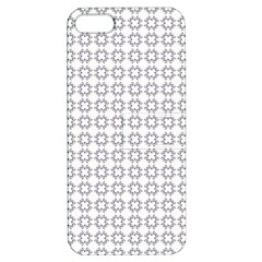 Violence Head On King Purple White Flower Apple Iphone 5 Hardshell Case With Stand by Alisyart