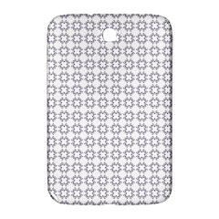 Violence Head On King Purple White Flower Samsung Galaxy Note 8 0 N5100 Hardshell Case  by Alisyart