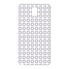 Violence Head On King Purple White Flower Samsung Galaxy Note 3 N9005 Hardshell Back Case by Alisyart