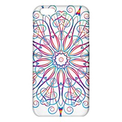 Frame Star Rainbow Love Heart Gold Purple Blue Iphone 6 Plus/6s Plus Tpu Case by Alisyart