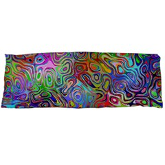 Glass Rainbow Color Body Pillow Case Dakimakura (two Sides) by Alisyart