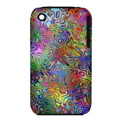 Glass Rainbow Color Iphone 3s/3gs by Alisyart