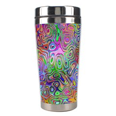Glass Rainbow Color Stainless Steel Travel Tumblers
