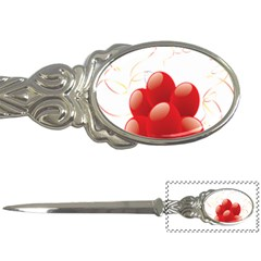 Balloon Partty Red Letter Openers