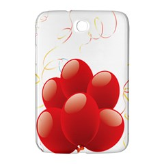 Balloon Partty Red Samsung Galaxy Note 8 0 N5100 Hardshell Case  by Alisyart