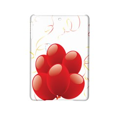 Balloon Partty Red Ipad Mini 2 Hardshell Cases by Alisyart