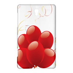 Balloon Partty Red Samsung Galaxy Tab S (8 4 ) Hardshell Case  by Alisyart