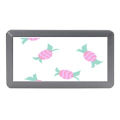 Candy Pink Blue Sweet Memory Card Reader (mini) by Alisyart