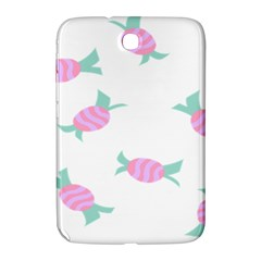 Candy Pink Blue Sweet Samsung Galaxy Note 8 0 N5100 Hardshell Case  by Alisyart