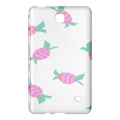 Candy Pink Blue Sweet Samsung Galaxy Tab 4 (8 ) Hardshell Case