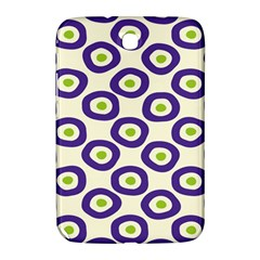 Circle Purple Green White Samsung Galaxy Note 8 0 N5100 Hardshell Case  by Alisyart
