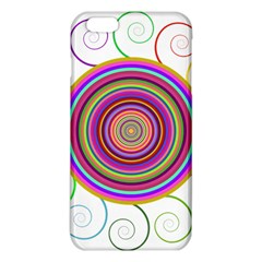 Abstract Spiral Circle Rainbow Color Iphone 6 Plus/6s Plus Tpu Case by Alisyart