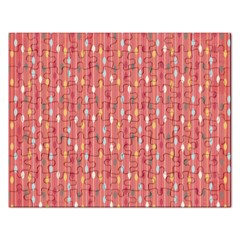 Circle Red Freepapers Paper Rectangular Jigsaw Puzzl by Alisyart