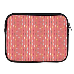 Circle Red Freepapers Paper Apple Ipad 2/3/4 Zipper Cases by Alisyart
