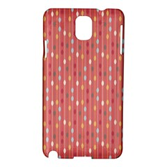 Circle Red Freepapers Paper Samsung Galaxy Note 3 N9005 Hardshell Case