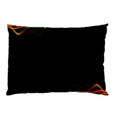 Colorful Light Frame Line Pillow Case (two Sides)