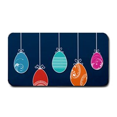 Easter Egg Balloon Pink Blue Red Orange Medium Bar Mats