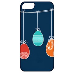 Easter Egg Balloon Pink Blue Red Orange Apple Iphone 5 Classic Hardshell Case