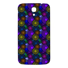 Circles Color Yellow Purple Blu Pink Orange Samsung Galaxy Mega I9200 Hardshell Back Case by Alisyart