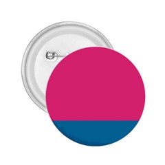 Flag Color Pink Blue 2 25  Buttons
