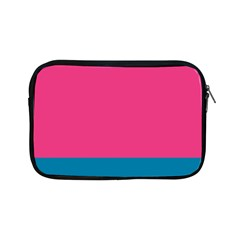 Flag Color Pink Blue Apple Ipad Mini Zipper Cases by Alisyart
