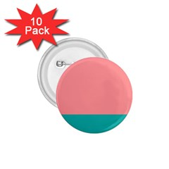 Flag Color Pink Blue Line 1 75  Buttons (10 Pack) by Alisyart