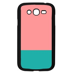 Flag Color Pink Blue Line Samsung Galaxy Grand Duos I9082 Case (black) by Alisyart