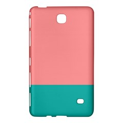 Flag Color Pink Blue Line Samsung Galaxy Tab 4 (7 ) Hardshell Case  by Alisyart