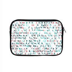 Connect Dots Color Rainbow Blue Red Circle Line Apple Macbook Pro 15  Zipper Case by Alisyart