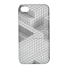 Design Grafis Pattern Apple Iphone 4/4s Hardshell Case With Stand by Simbadda