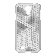 Design Grafis Pattern Samsung Galaxy S4 I9500/ I9505 Case (white)