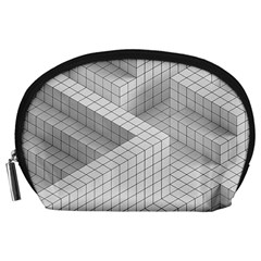 Design Grafis Pattern Accessory Pouches (large)  by Simbadda