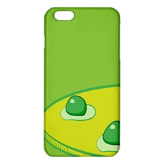 Food Egg Minimalist Yellow Green Iphone 6 Plus/6s Plus Tpu Case by Alisyart
