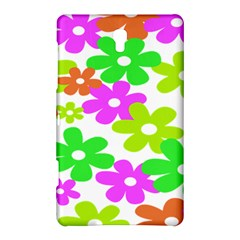 Flowers Floral Sunflower Rainbow Color Pink Orange Green Yellow Samsung Galaxy Tab S (8 4 ) Hardshell Case