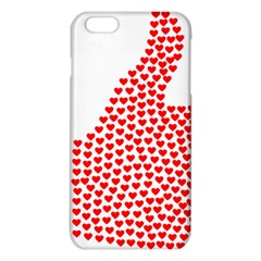Heart Love Valentines Day Red Sign Iphone 6 Plus/6s Plus Tpu Case by Alisyart