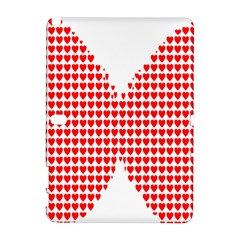 Hearts Butterfly Red Valentine Love Galaxy Note 1 by Alisyart