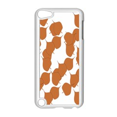 Machovka Autumn Leaves Brown Apple Ipod Touch 5 Case (white)