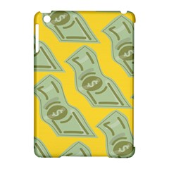 Money Dollar $ Sign Green Yellow Apple Ipad Mini Hardshell Case (compatible With Smart Cover)