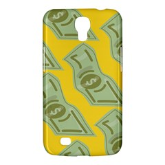 Money Dollar $ Sign Green Yellow Samsung Galaxy Mega 6 3  I9200 Hardshell Case by Alisyart
