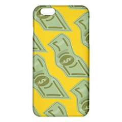 Money Dollar $ Sign Green Yellow Iphone 6 Plus/6s Plus Tpu Case by Alisyart