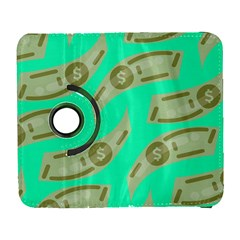 Money Dollar $ Sign Green Galaxy S3 (flip/folio)