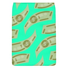 Money Dollar $ Sign Green Flap Covers (s)  by Alisyart
