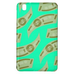 Money Dollar $ Sign Green Samsung Galaxy Tab Pro 8 4 Hardshell Case by Alisyart