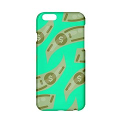 Money Dollar $ Sign Green Apple Iphone 6/6s Hardshell Case by Alisyart