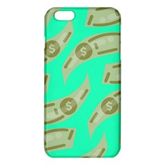 Money Dollar $ Sign Green Iphone 6 Plus/6s Plus Tpu Case by Alisyart